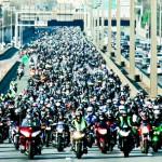 Interdiction de circulation des deux-roues motorisés en Ville : Manifestation 10/10/2015