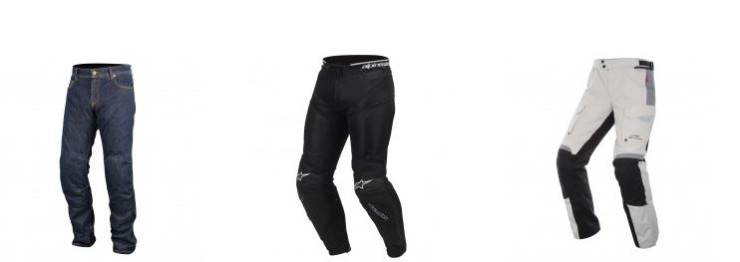 protection jambes moto