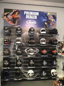 StarMotors Arai Premium Store Corner