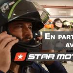 Total et StarMotors Partenaires – Équipement Moto