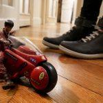 Des chaussures moto pour jeune femme, les Falco Alena.