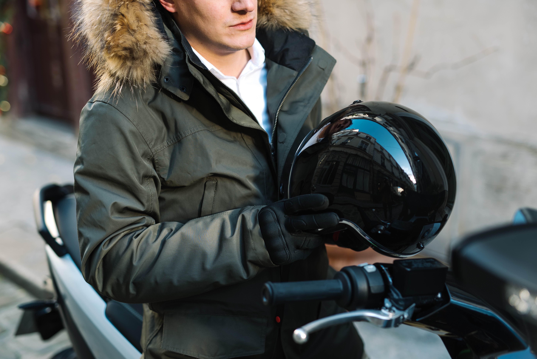 Comment choisir taille veste moto